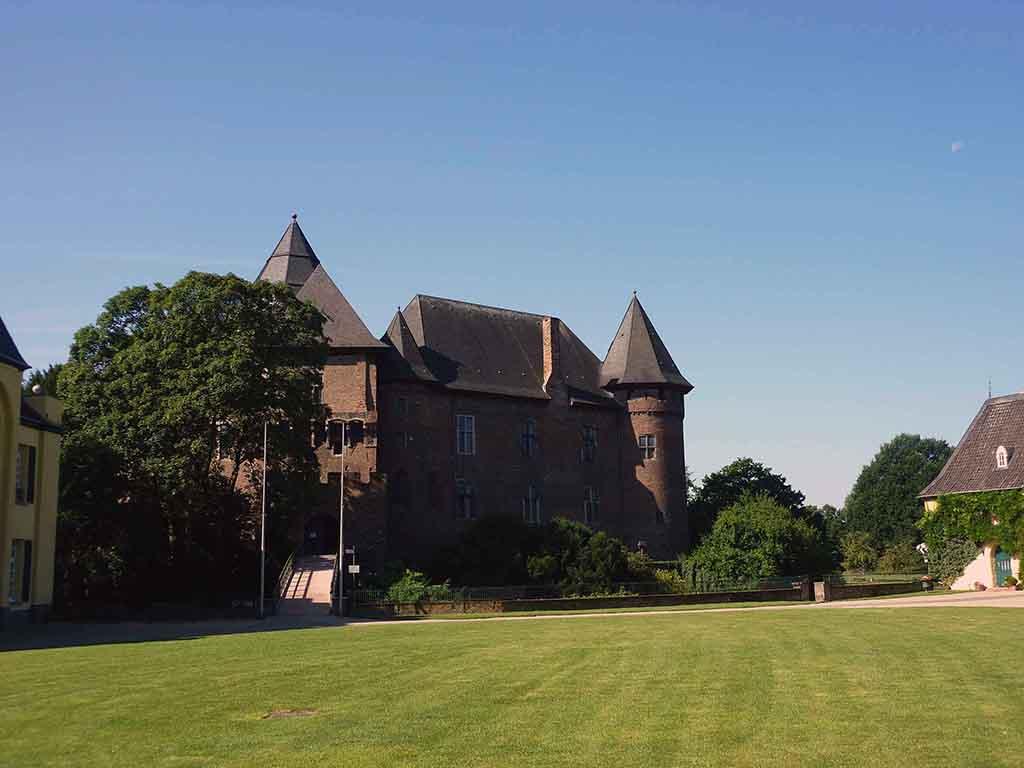 Krefeld – Burg Linn