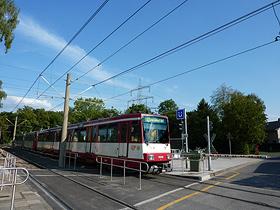Meerbusch – Underground/Tram Düsseldorf – Krefeld