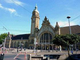 Krefeld – Main station