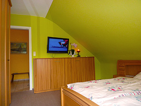 Holiday flat – Sleeping room 1, picture 2