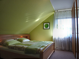 Holiday flat – Sleeping room 1, picture 1