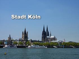 Köln – Dom und Altstadt