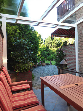 Apartment – Terrasse, Bild 2