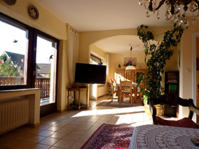 Holiday flat – Living room 1, picture 2