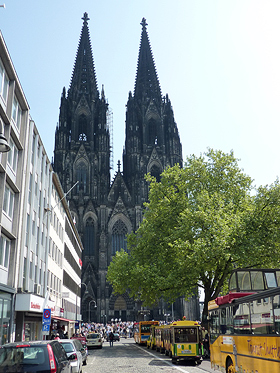 Cologne – Cathedral