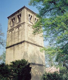 Meerbusch – Alter Kirchturm Büderich