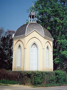 Meerbusch – Tea house House Meer