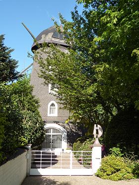 Meerbusch – Windmühle Osterath