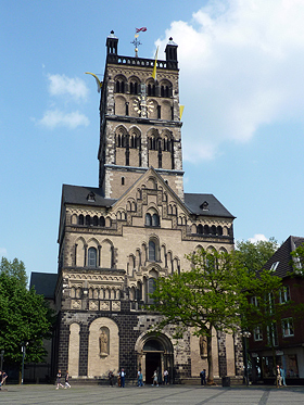 Neuss – Quirinus Münster